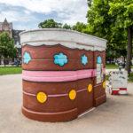 Oakoak // Le gros gâteau © Eric Danhier