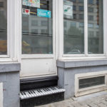 Oakoak // Le petit piano urbain © Eric Danhier