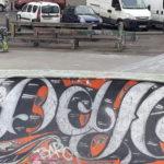 Skatepark - Place de la Chapelle © Najlaa