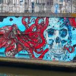 Kosmopolite Art Tour 2015 _ Pso Man ©Eric Danhier _ Dzia Krank – Steve Locatelli © Najlaa