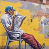 #7 Emmanuel Michel // Freedom Wall