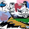 #1 Arnaud Kool // Freedom Wall
