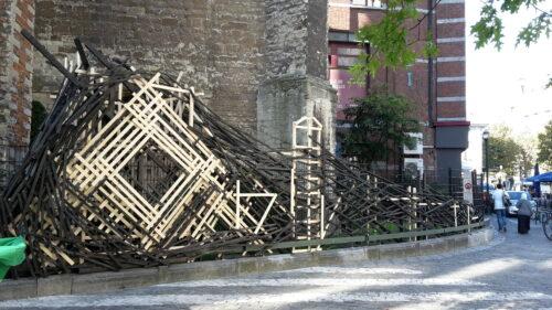 Obêtre // Graffitectures © Ville de Bruxelles