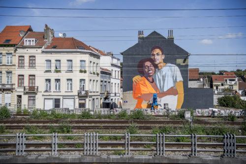 Nean // La croix rouge de Belgique © Eric Danhier