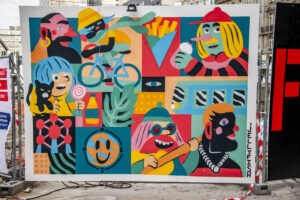 Patrick Croes // 9 Visions of Brussels