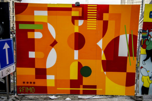 Fimo // 9 Visions of Brussels © Eric Danhier