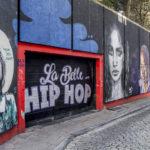 LaetiCNN199, Nadia, Michelle Shiyu Chen, Chelove // La Belle Hip Hop © Eric Danhier