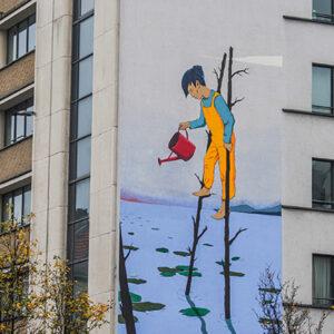Freskolab // Green City © Eric Danhier