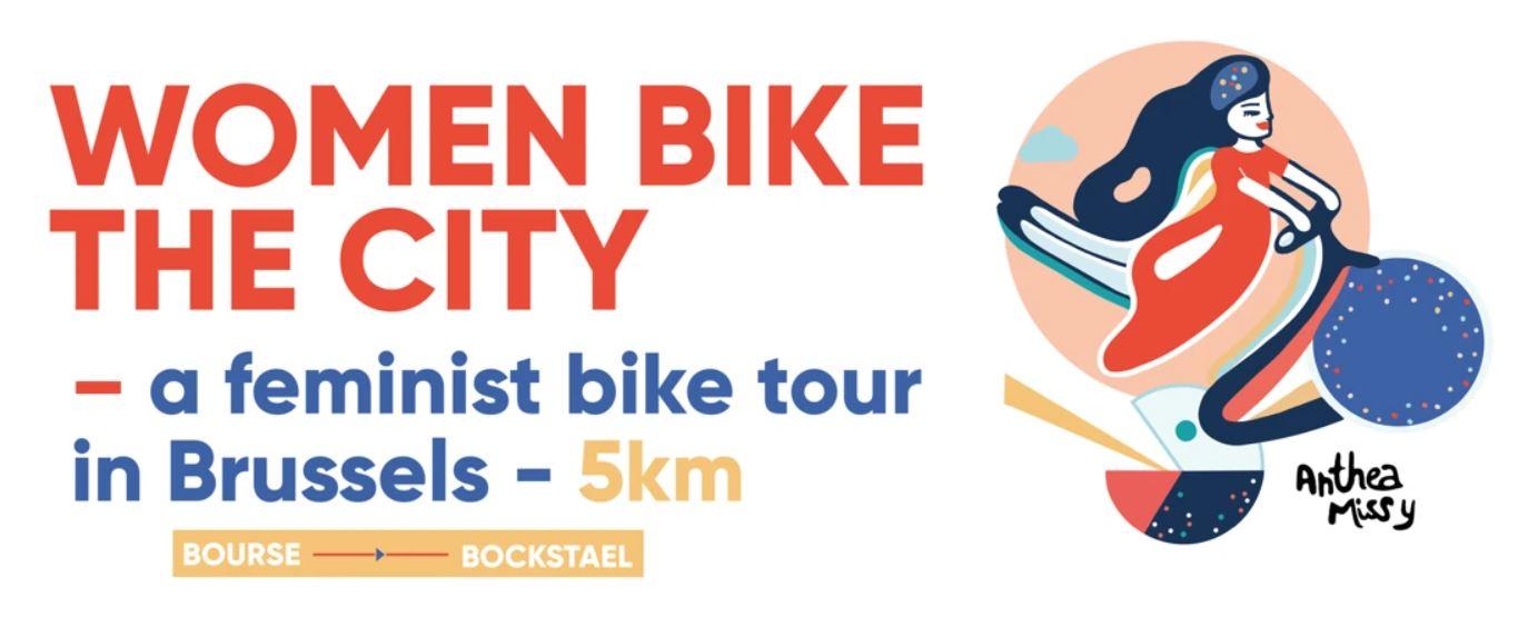 Women Bike the City